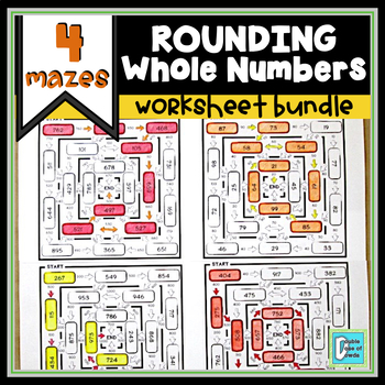 Rounding Maze Bundle