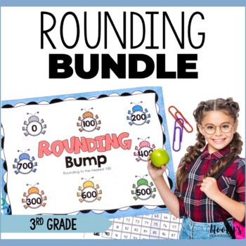 Rounding Mega Bundle - Print and Digital Resources