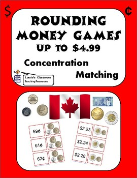 Rounding Money Games up to $4.99