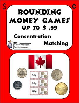 Rounding Money Games up to $ .99