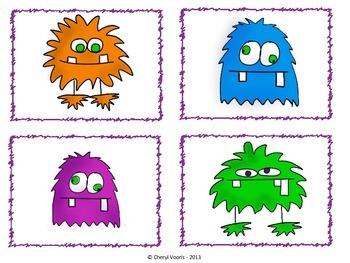 Rounding Monster Math Game - 3.NBT.1