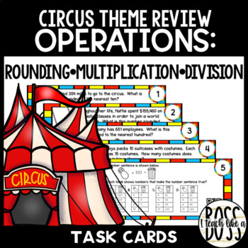 Rounding, Multiplication, and Division STAAR Review