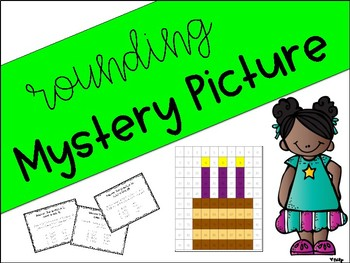 Rounding Mystery Picture