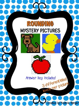 Mystery Pictures - Rounding