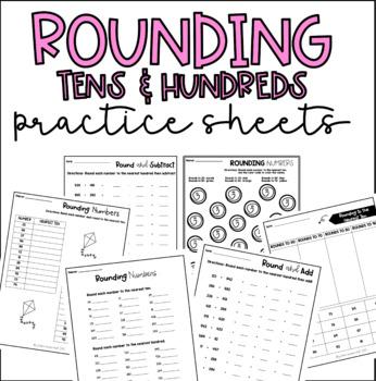 Rounding- Nearest Ten and Hundred