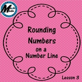 Rounding Numbers on a Number Line