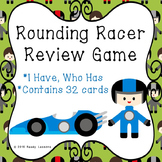 I Have Who Has Rounding Game 3rd Grade Round to nearest 10 & 100 Math Game 3NBT1