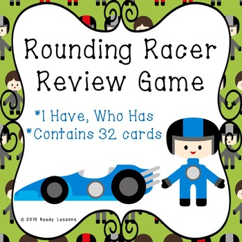 Rounding Game - Rounding I have who has - Rounding to near