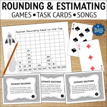Rounding Numbers Activities