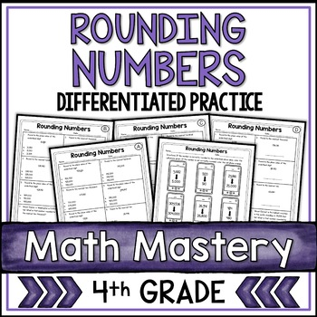 Rounding Numbers (4th Grade Common Core Math: 4.NBT.3)