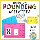Rounding to the nearest 10, 100 and 1000 (Rounding Math Centres)