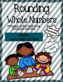 Rounding Numbers: Activities for Small Groups or Individuals