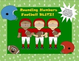 Rounding Numbers Football BLITZ!