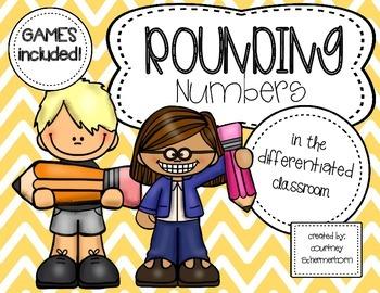Rounding Numbers - Hundreds, Thousands, Millions/Billions, Decimals