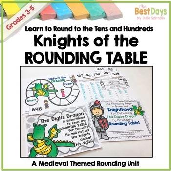 Round Table Activities & Worksheets | Teachers Pay Teachers