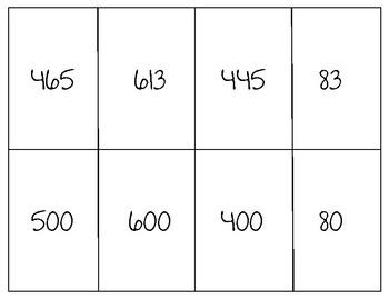 Rounding Numbers Memory