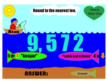 Rounding Numbers SMART Lesson