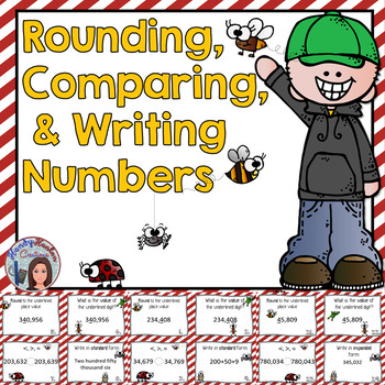 Rounding Numbers Game