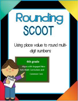Rounding Numbers, Scoot Game