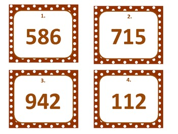 Rounding Numbers - To the Nearest 100