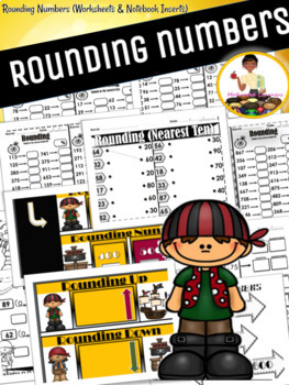 Rounding Numbers to Tens and Hundreds