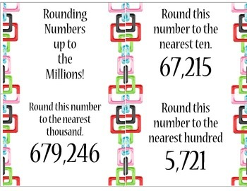 Rounding Numbers up to the Millions!