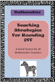 Rounding Off: Teaching Strategy (Full) (PDF)