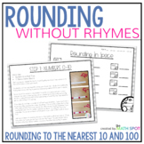 Rounding To the Nearest 10 and 100 Without Rhymes