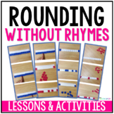 Rounding To the Nearest 10 Lesson and Activities