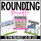 Rounding Lesson and Worksheets