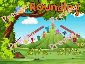 Rounding Poster