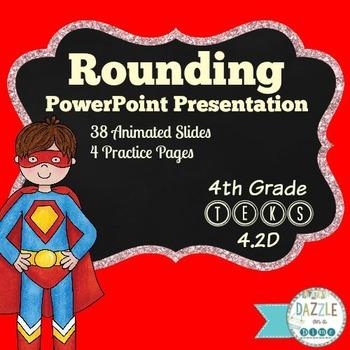 4th Grade Rounding