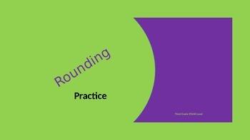 Rounding Practice