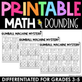 Rounding Practice - Printable No Prep Review
