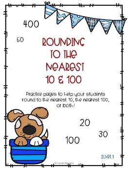 Rounding Prctice Pages