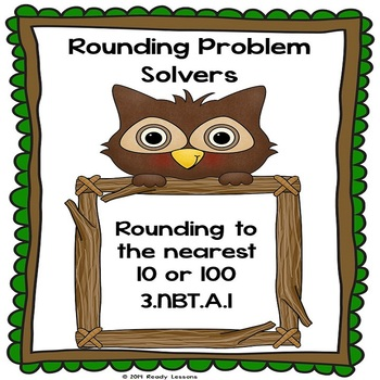 Rounding Worksheets 3rd Grade Round Number & Round to nearest 10 and 100 3.NBT.1