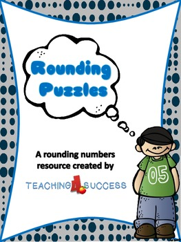 Rounding Puzzle Pieces