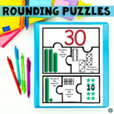 Rounding to the Nearest 10 and 100 Activity/Game