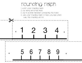 Rounding Ralph