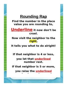 Rounding Rap