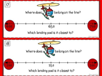 Rounding Readiness Task Card BUNDLE