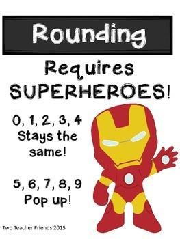 Rounding Requires Superheroes