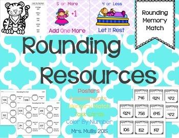 Rounding Resources