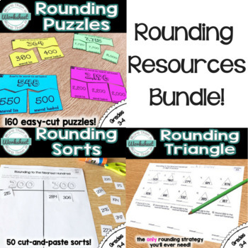 Rounding Resources Bundle