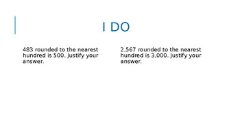 Rounding Review Powerpoint