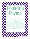 Rounding Rhyme