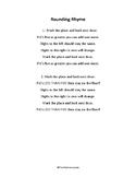 Rounding Rhyme - Accompany Track