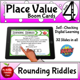 Rounding Riddles Boom Cards - Virtual Digital Learning