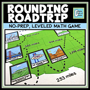 Rounding Road Trip Game