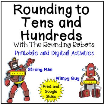 Rounding Robots Printables